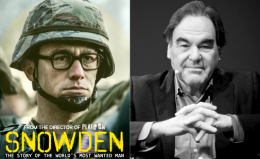 oliver stone snowden movie trailer released